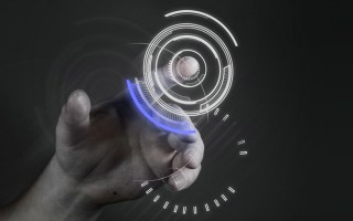 Interactive Projection Glass Touch
