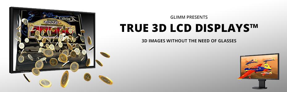 3D LCD