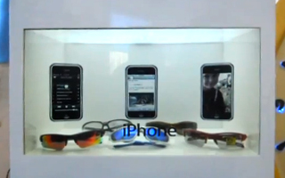 Transparant LCD