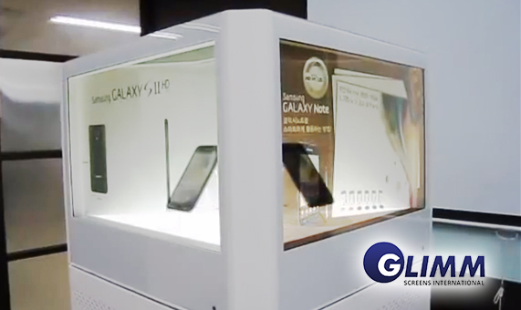 Display Solutions By Glimm