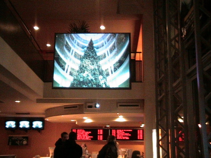 Black 3D Glass Screen