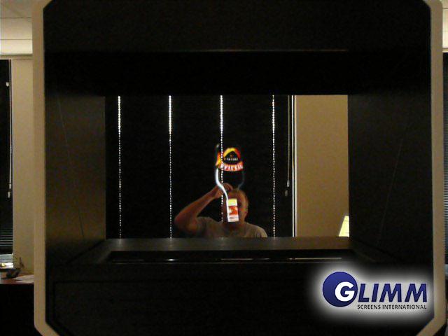 Holobox Hologram Display