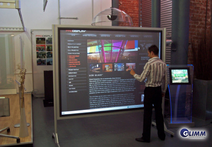 interactive overlay