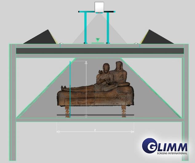 Large 3D Pyramid